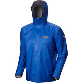 Mountain Hardwear M's Quasar Hybrid Pullover Azul/Shark (428)